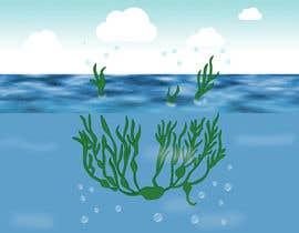 nº 47 pour Quickly need artistic diagram similar to ocean kelp above-below water par vaidehibala