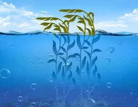 nº 43 pour Quickly need artistic diagram similar to ocean kelp above-below water par dipakart