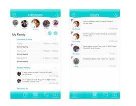 nº 40 pour Design an App Mockup par saliyachaminda