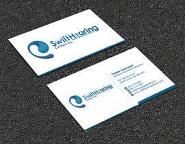 nº 22 pour Design a business card par shopon15haque