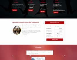 nº 9 pour Re-Design Existing Site - Sub Pages Only - Content Established par adhikery