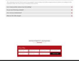 nº 10 pour Re-Design Existing Site - Sub Pages Only - Content Established par Poornah