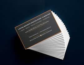 nº 32 pour Design a business card-sized leave behind par WillPower3
