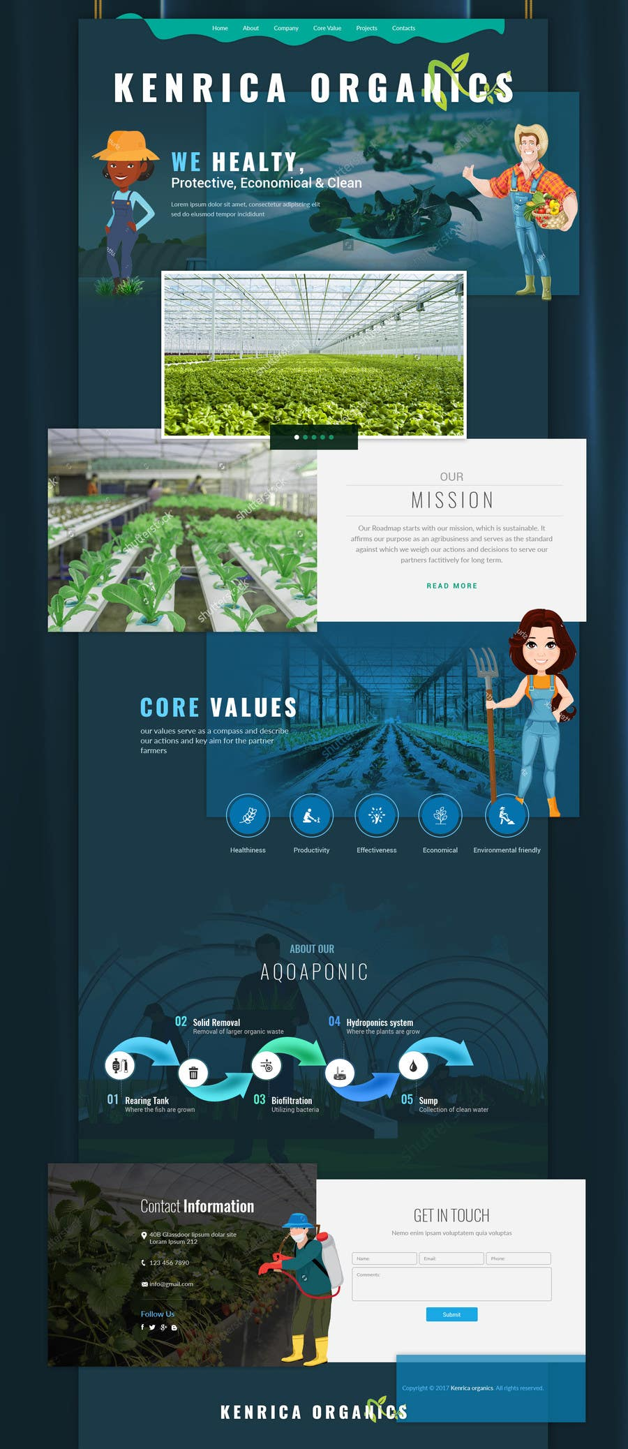Proposition n°6 du concours Need a website with Graphic Designs