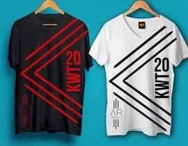 nº 46 pour Design a T-Shirt with brand logos par myowenlove58