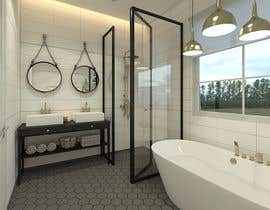 nº 50 pour 3d render of bathroom par SSInteriorArch
