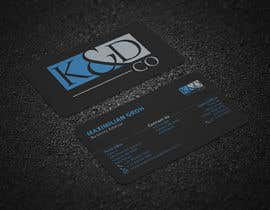 nº 181 pour Design some Business Cards par bmbillal