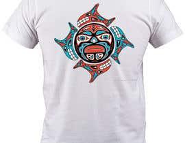 nº 5 pour Skate Related T-shirt design par saurabh295