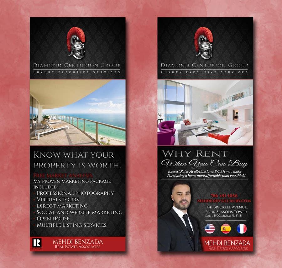Proposition n°18 du concours Flyer real estate