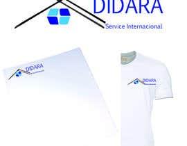 #50 para Diseñar un logotipo for DIDARA SERVICE INTERNATIONAL de SOHOCREATIVES