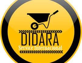 #44 para Diseñar un logotipo for DIDARA SERVICE INTERNATIONAL de evedroop