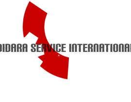 #37 para Diseñar un logotipo for DIDARA SERVICE INTERNATIONAL de thegaboideayala