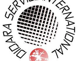 #38 para Diseñar un logotipo for DIDARA SERVICE INTERNATIONAL de thegaboideayala