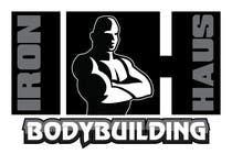 Graphic Design Конкурсная работа №118 для Logo Design for Iron Haus Bodybuilding