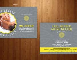 nº 21 pour Design a postcard par teAmGrafic