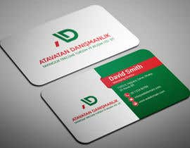 nº 19 pour Design some Business Cards par smartghart