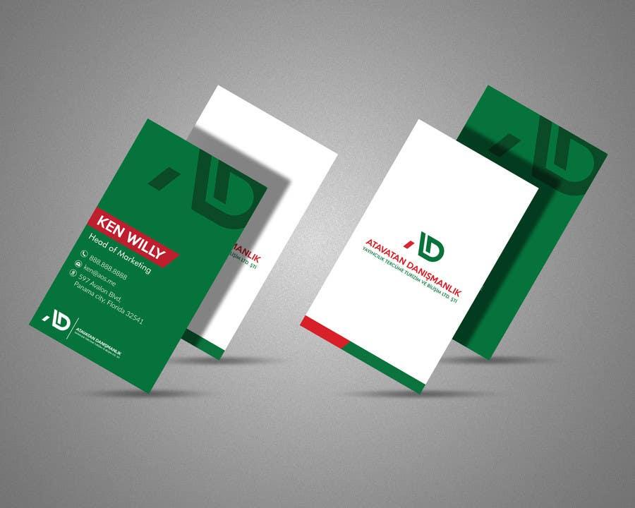 Proposition n°60 du concours Design some Business Cards