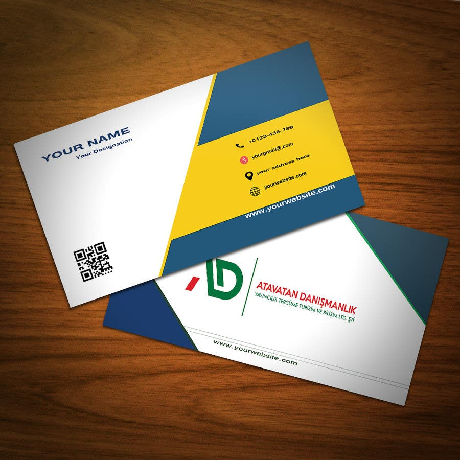 Proposition n°43 du concours Design some Business Cards