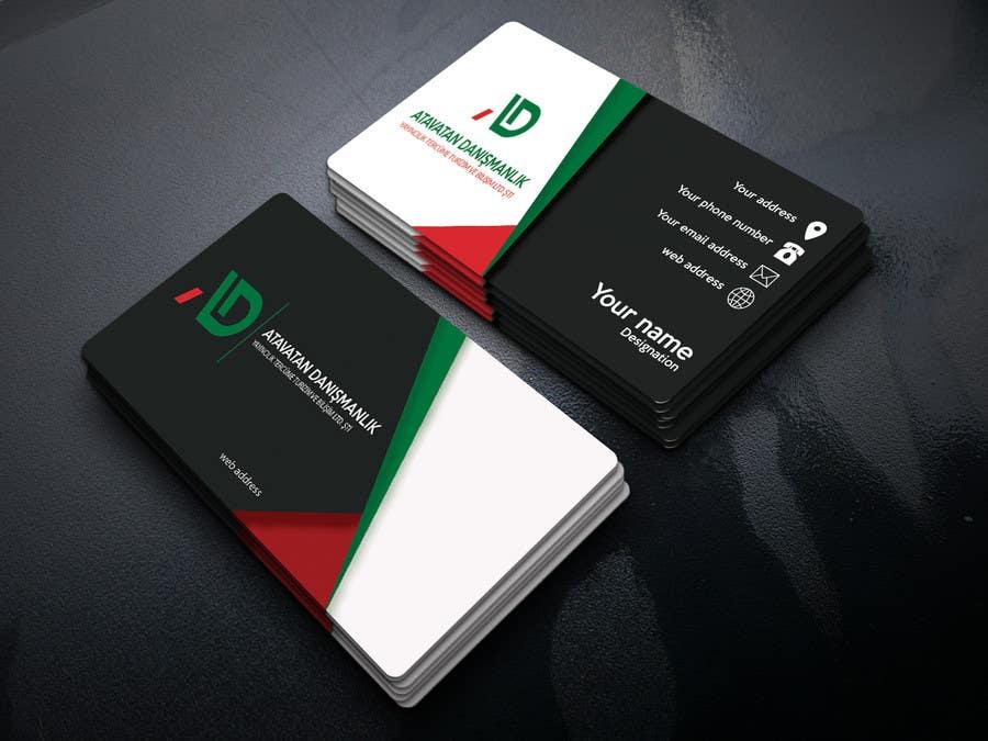 Proposition n°14 du concours Design some Business Cards