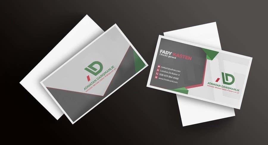 Proposition n°52 du concours Design some Business Cards