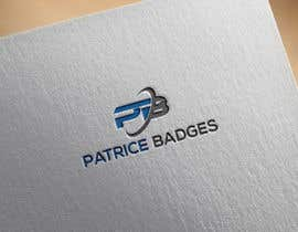 nº 79 pour Design a Logo for Patrice Badges par logodesigner24hr
