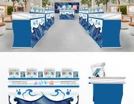 nº 51 pour Create an oxygen bar kiosk. par Hernali