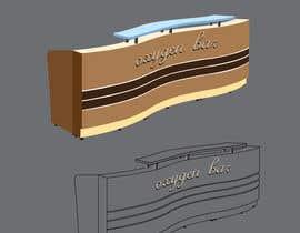 nº 44 pour Create an oxygen bar kiosk. par moazzamdreamsart