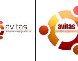 #139 para Logo Design for avitas Steuerberatungsgesellschaft por Chafik1997