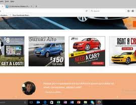 """nº 8 pour Design 2 banners """"Don't get a lost!"""" and """"Suzuki Alto $150 per week"""" par DenisLucian"""
