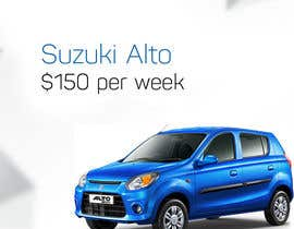 "nº 22 pour Design 2 banners ""Don't get a lost!"" and ""Suzuki Alto $150 per week"" par floskee0627"