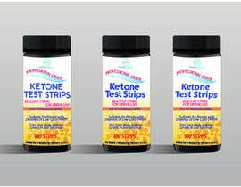 nº 18 pour Create a Label and Packaging  for my ketone test strips product. par sandyjoshi6969