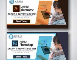nº 18 pour Design a Banner in Marketing web par pixelmanager