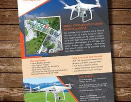 nº 5 pour Aerial photography flyer design par graysaints