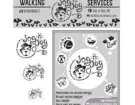nº 23 pour Branding for a dog walking company! par MrOleg