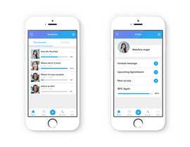 nº 12 pour Mobile App Design Phase 1 par MRizkyEdriansyah