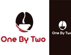 nº 114 pour Design a Logo for 1by2 Cafe par rafulahammed1