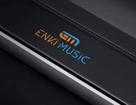 nº 116 pour Design a Logo for Enki Music par graphicground