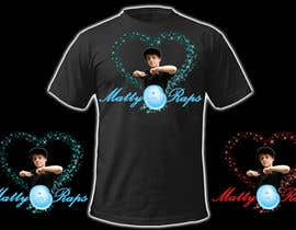 #85 for Cool T-shirt Design for MattyBRaps by venug381