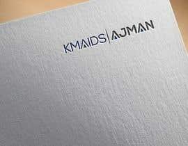 nº 390 pour Design a Logo for KMaids par Tahmidsami1