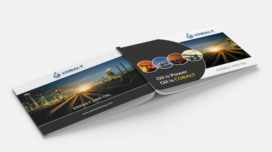 Proposition n°53 du concours Cobalt Oil Energy poster cover