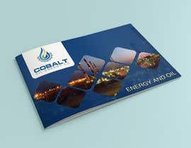 nº 37 pour Cobalt Oil Energy poster cover par jamshaidrazaCG