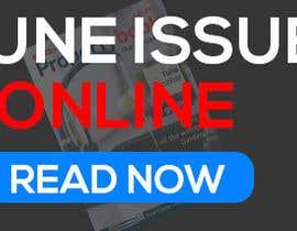 nº 37 pour Simple Magazine Banner design par emamularif