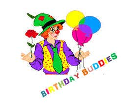 nº 17 pour Design a Logo for Birthday Buddies - character hire and children's entertainment company par nurulaatiqah