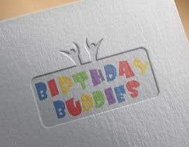 nº 22 pour Design a Logo for Birthday Buddies - character hire and children's entertainment company par NemanjaStupar