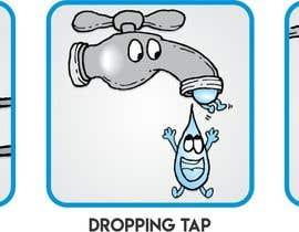 nº 17 pour Small illustrations for a plumbing company par reddmac
