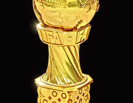 nº 50 pour Design a 3D Trophy, Mockups entries aren't acceptable par Watfa3D