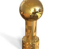 nº 28 pour Design a 3D Trophy, Mockups entries aren't acceptable par ahmadnazree