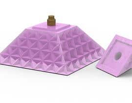 nº 8 pour Design a Pyramid themed cologne bottle par ceanet