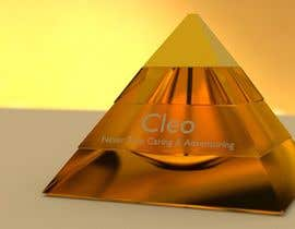 nº 11 pour Design a Pyramid themed cologne bottle par abhijeetdhara143
