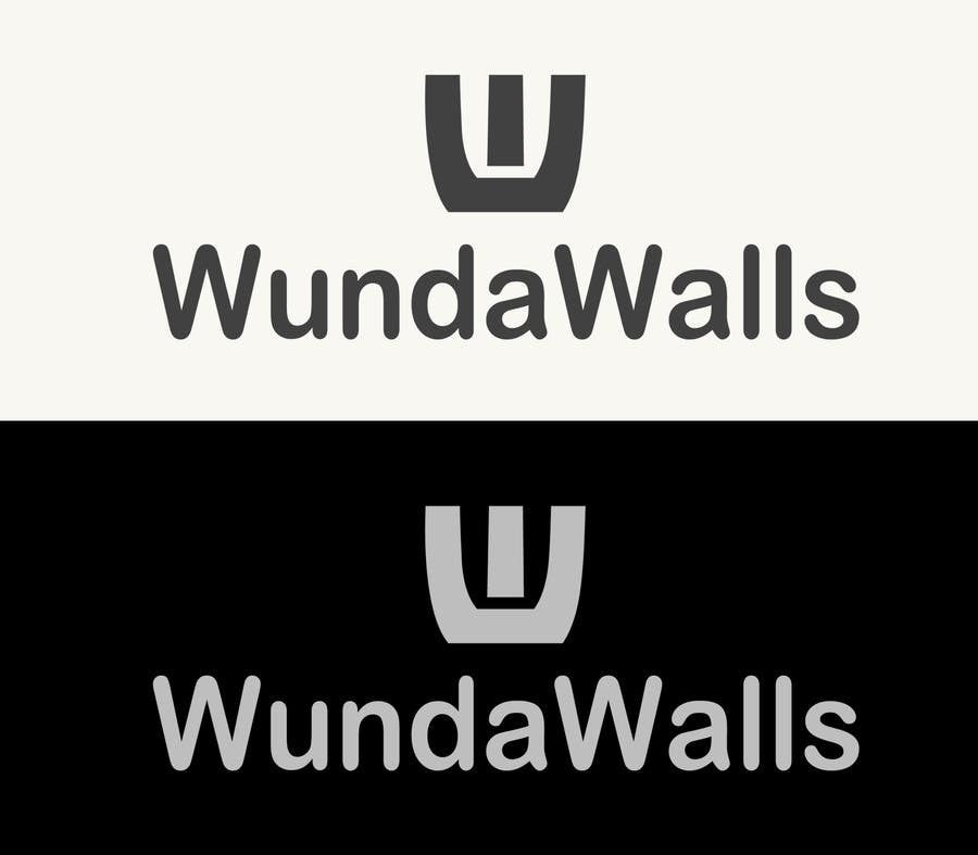 Logo Design for WundaWalls